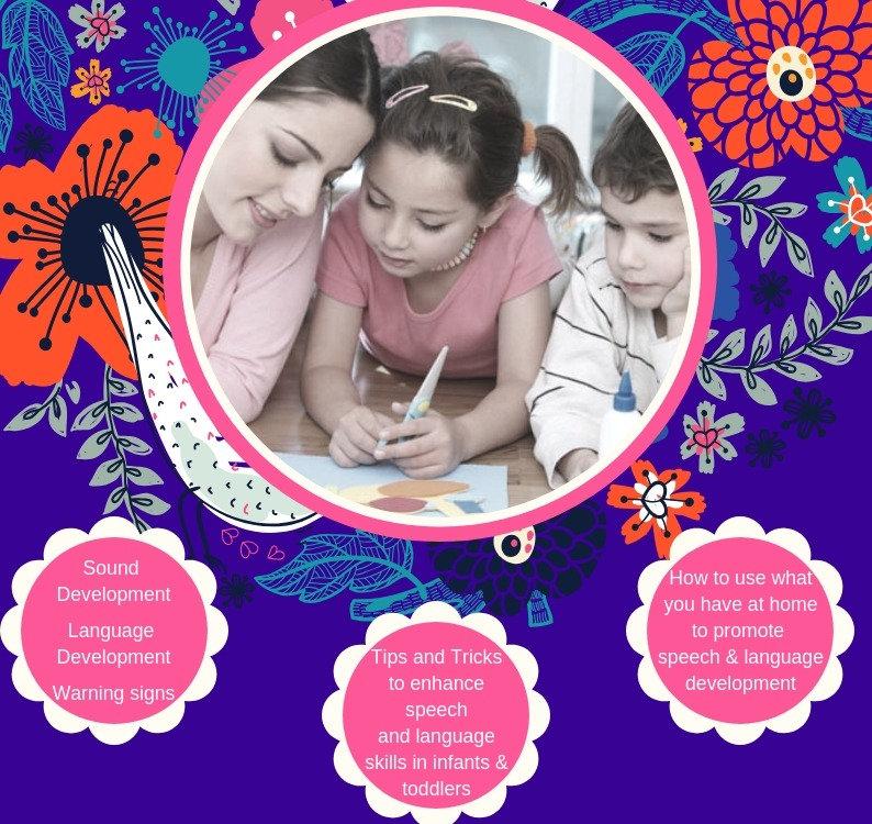 Language for Little Ones - Nannies