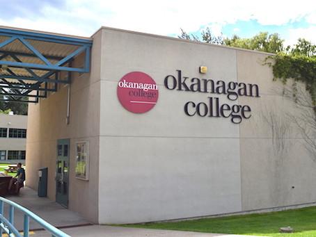 Okanagan College - Automotive Service Technician Diploma  汽車產業服務技師證照學程
