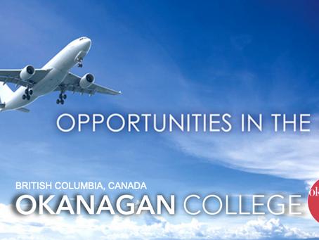 Okanagan College - Commercial Aviation Diploma 商用民航機師證照學程
