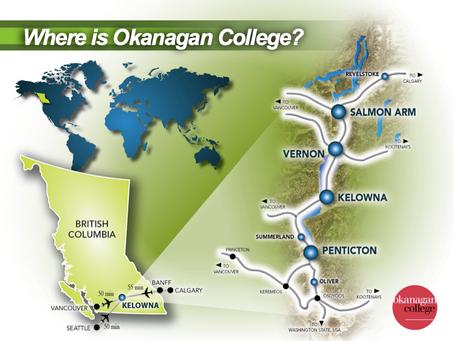 奧客拿根學院 Okanagan College