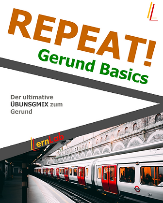 REPEAT! Gerund Basics