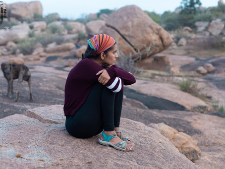 Vulnerability and Strength in Climbing