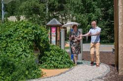 Детский парк 'Сад ощущений'