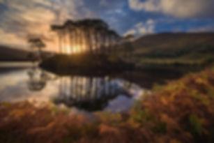 Шотландия в октябре