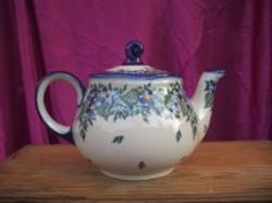Stoneware Pottery Teapots