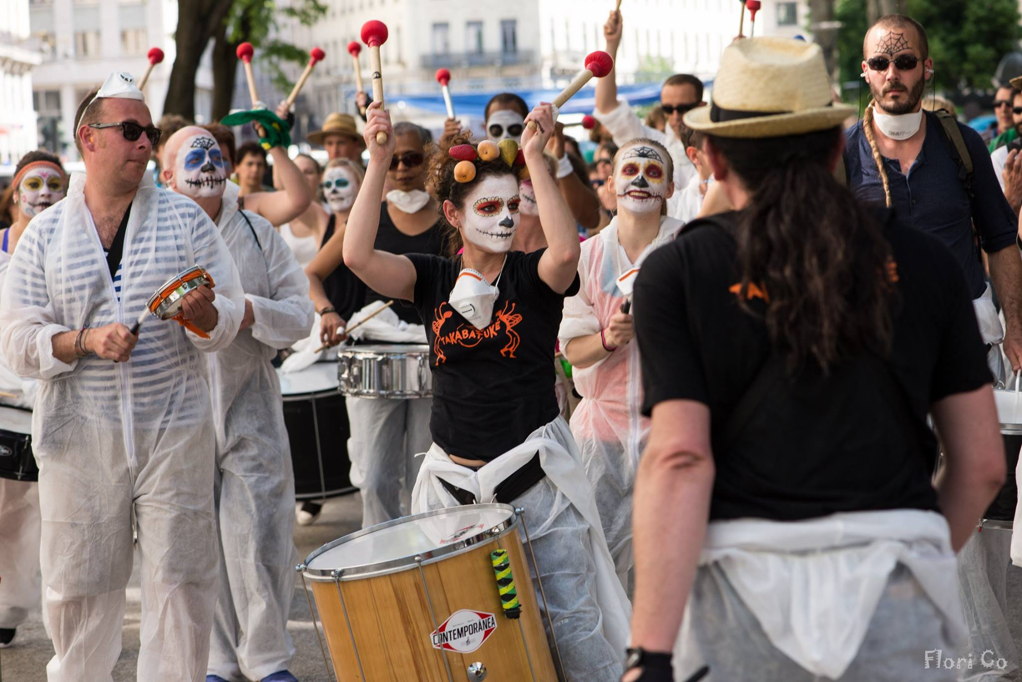 Lyon, marche contre Monsanto