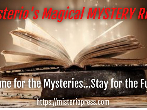 A New Mystery Readers' Group!
