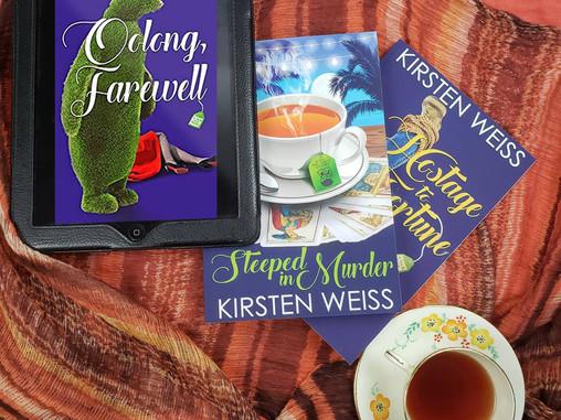 Tea and Tea & Tarot Giveaway!
