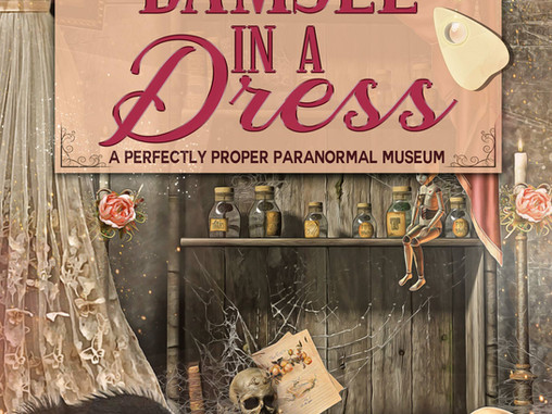 Damsel in a Dress is Available for Pre-order!