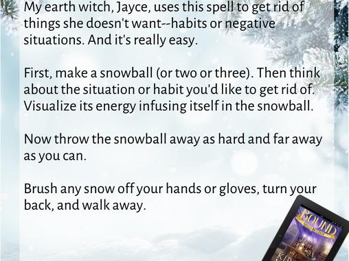 Jayce's Snowball Spell