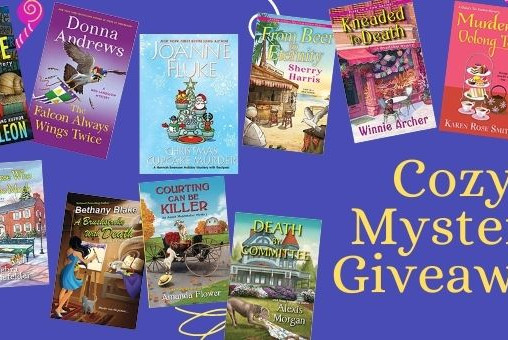 Giant Cozy Mystery Giveaway!