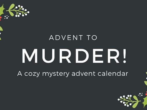 An Advent Calendar for Mystery Lovers