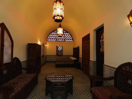 Bóveda Marroquí