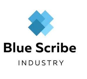 Blue Scribe