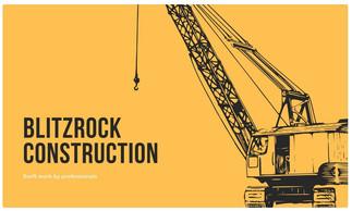 Blitzrock Construction