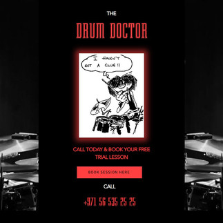 The Drum Doctor (Dubai)