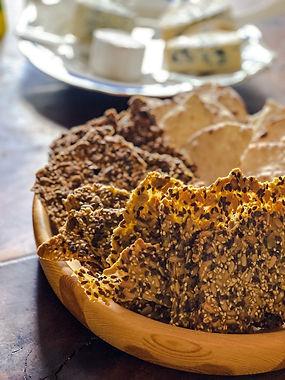 Christina's Knäckebröd (Crisp Bread)