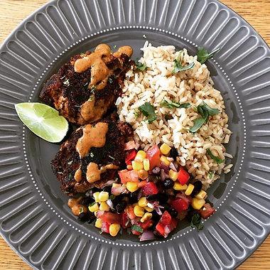 Black Bean & Corn Salad