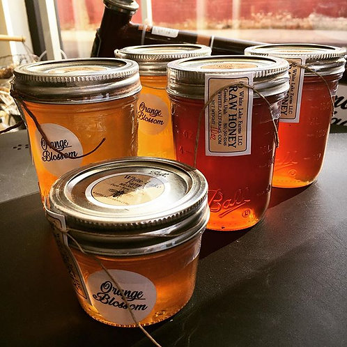 White Lake Farms Honey