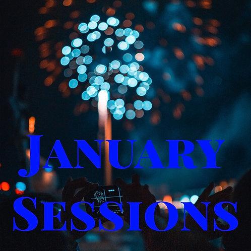 January's Menu Pre-Made - 8 full sized (feeds 6-8)