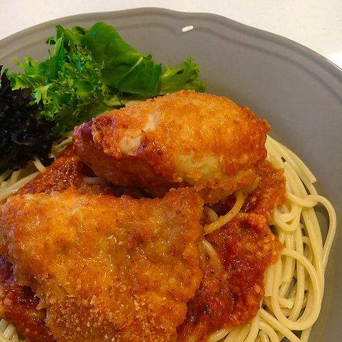 Pre-Cooked Chicken Parmesan