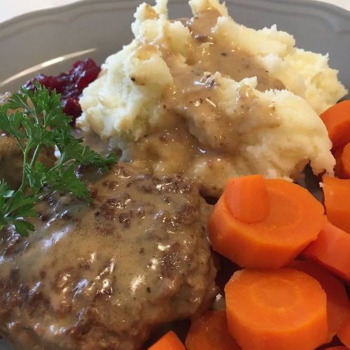 Pre-Cooked Swedish Biffar (Lazy Meatballs)