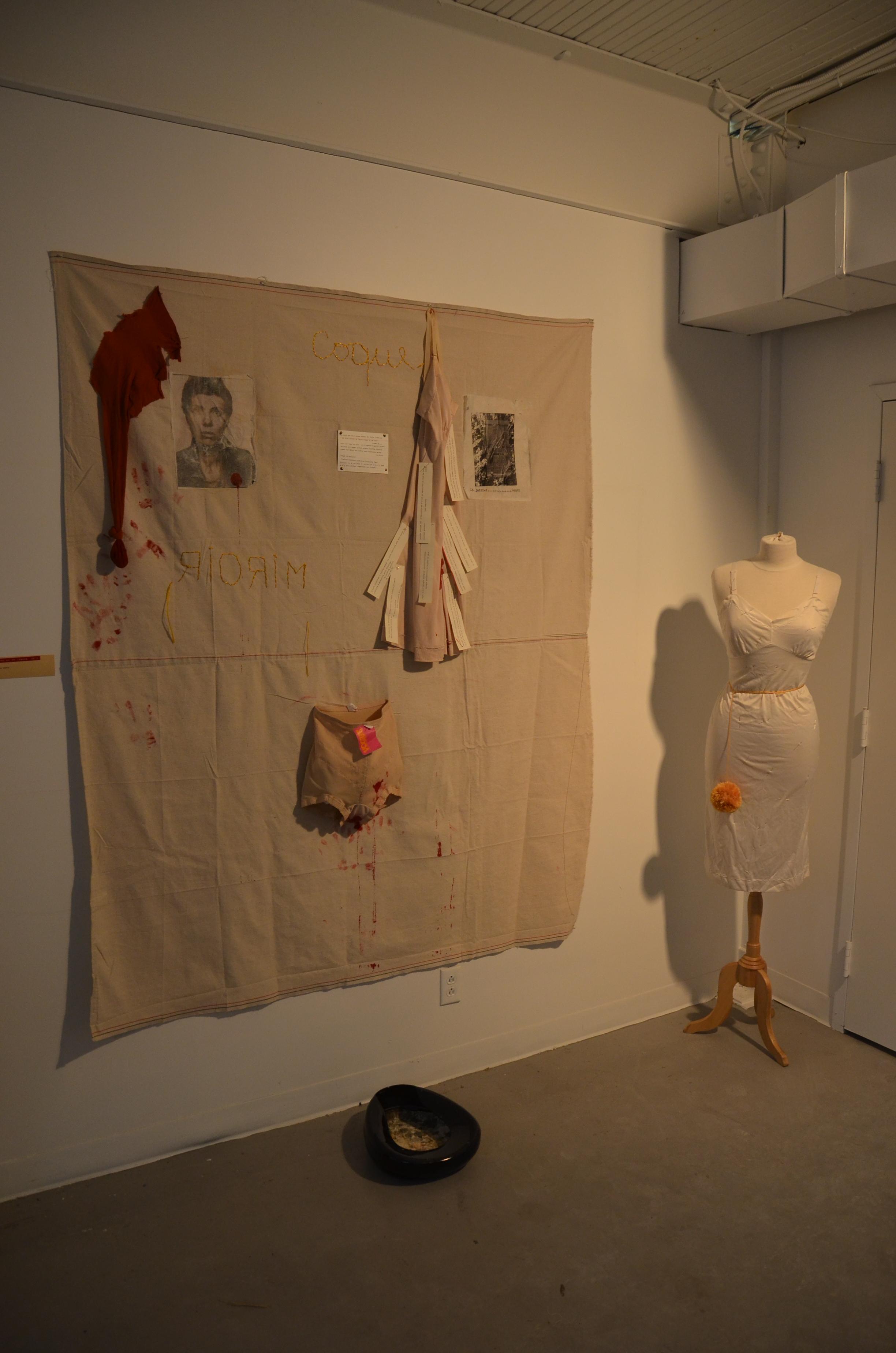 Galerie l'Espace créatif - 2013