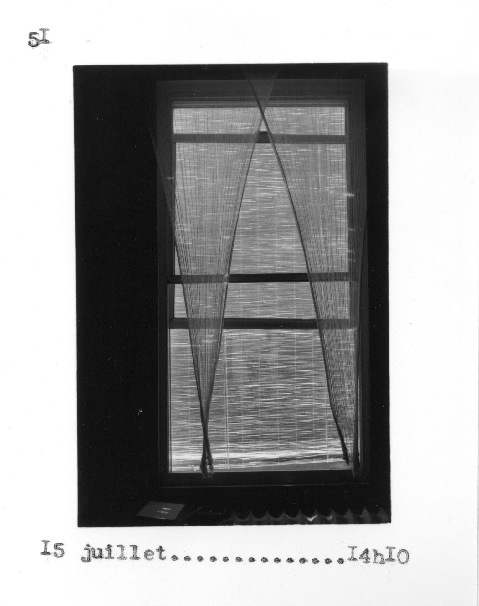 N°51 A WINDOW