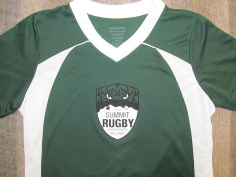 Summit Rugby jerseys