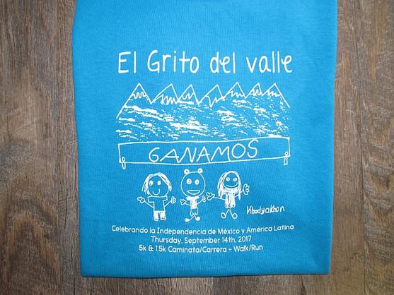 Dillon Valley Elementary El Grito event