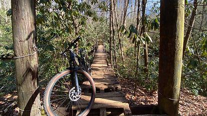 nick christofalos asheville trails & tap