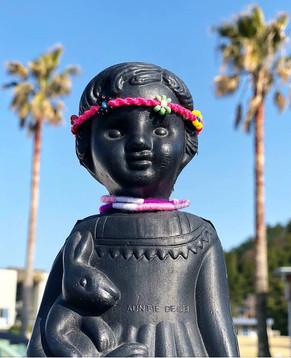 Black Matt Clonette Doll