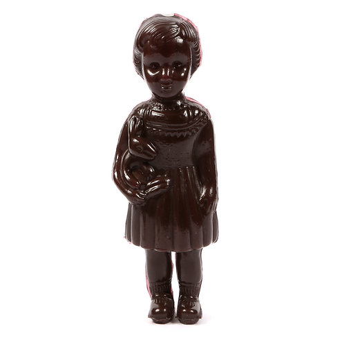 Dark Chocolate Brown Clonette Doll