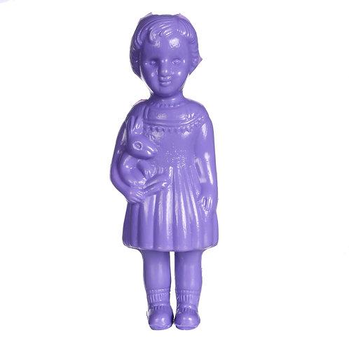 Purple Clonette Doll