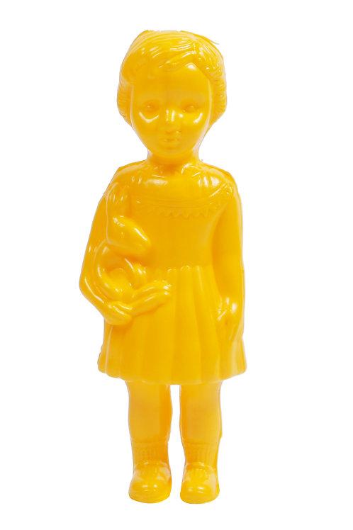 Yellow Clonette Doll