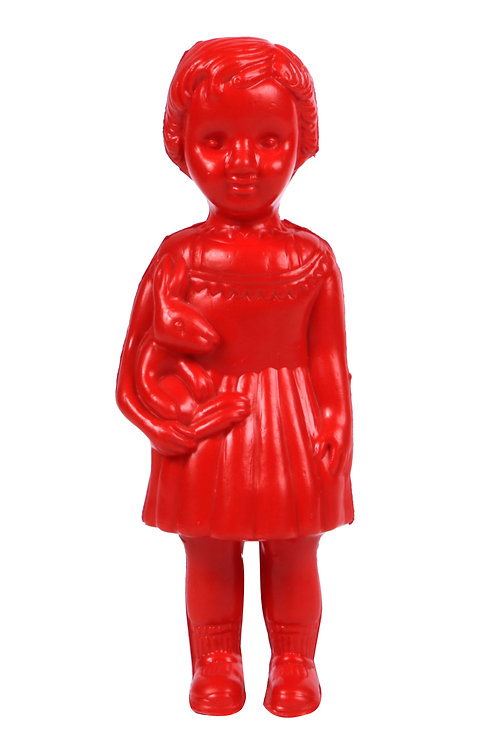 Red Clonette Doll