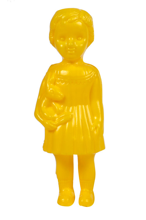 Yellow Clonette Doll