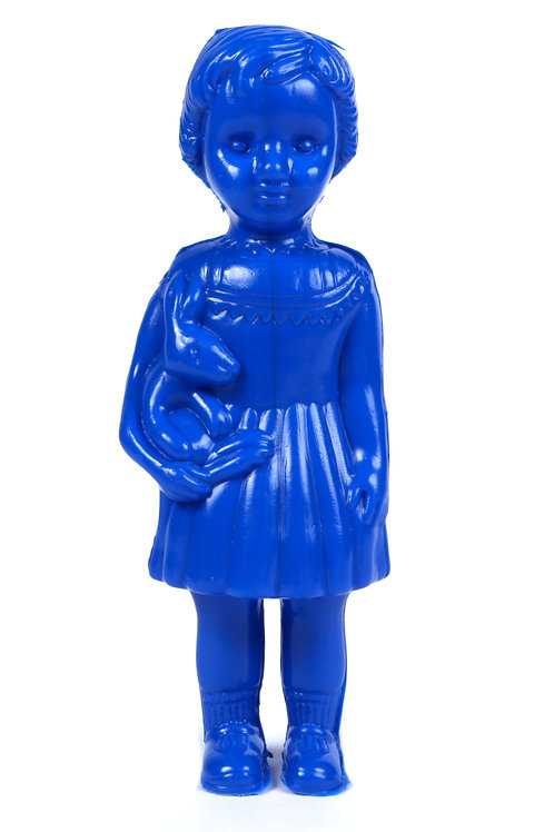 Royal Blue Clonette Doll