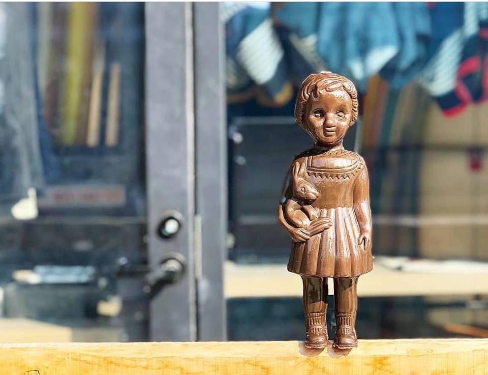 Brown Clonette Doll
