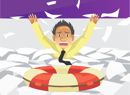 It's easy to get out of your depth with your bookkeeping: Part One