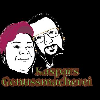 Kaspars_Genussmacherei_Logo_Portrait