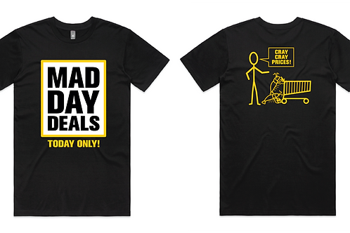 Mad Day Tee
