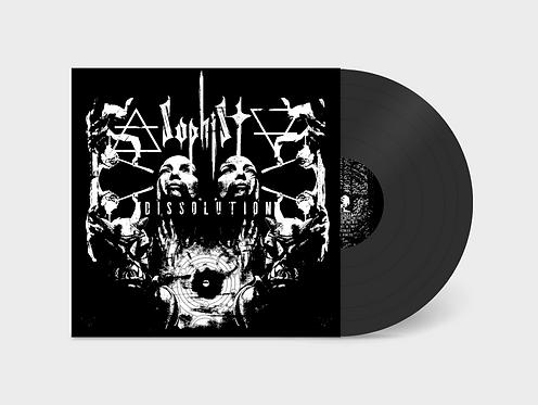 """Dissolution 12"""" Vinyl (HEL003-LP)"""
