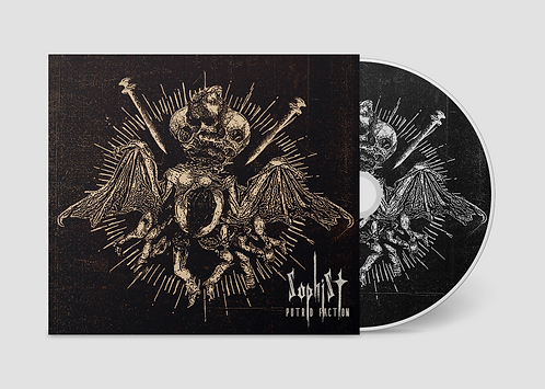 Putrid Faction CD (HEL011-CD)
