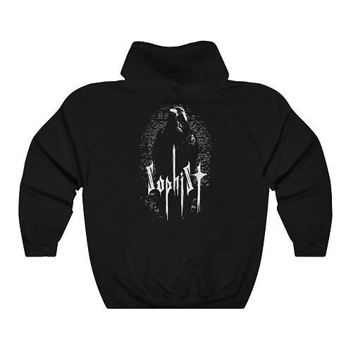 Tearing Doves In Two Pullover Hoodie