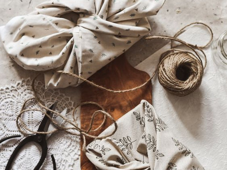 Furoshiki the Elegant Japanese wrapping