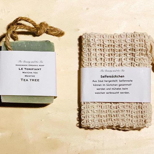 Zero waste soap kit
