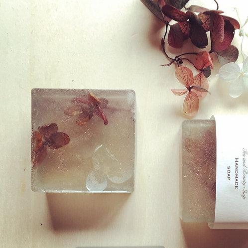 Flowers Organic Soap