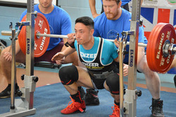 Tom Chang - British Champion 2016