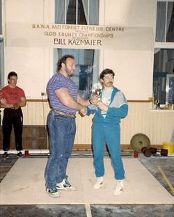 Malcolm & Kaz 1989